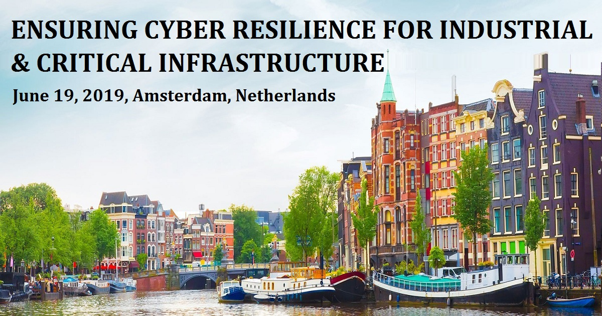 ENSURING CYBER RESILIENCE FOR INDUSTRIAL & CRITICAL INFRASTRUCTURE