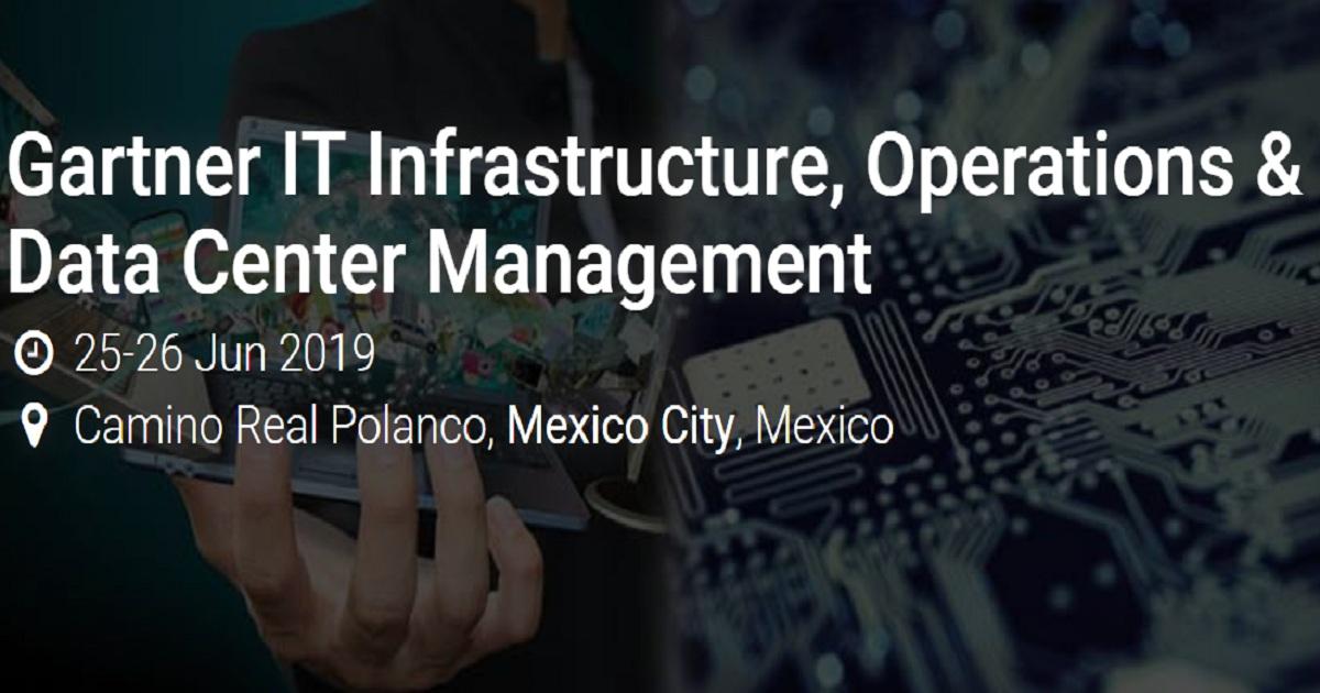 Gartner IT Infrastructure, Operations & Data Center Management
