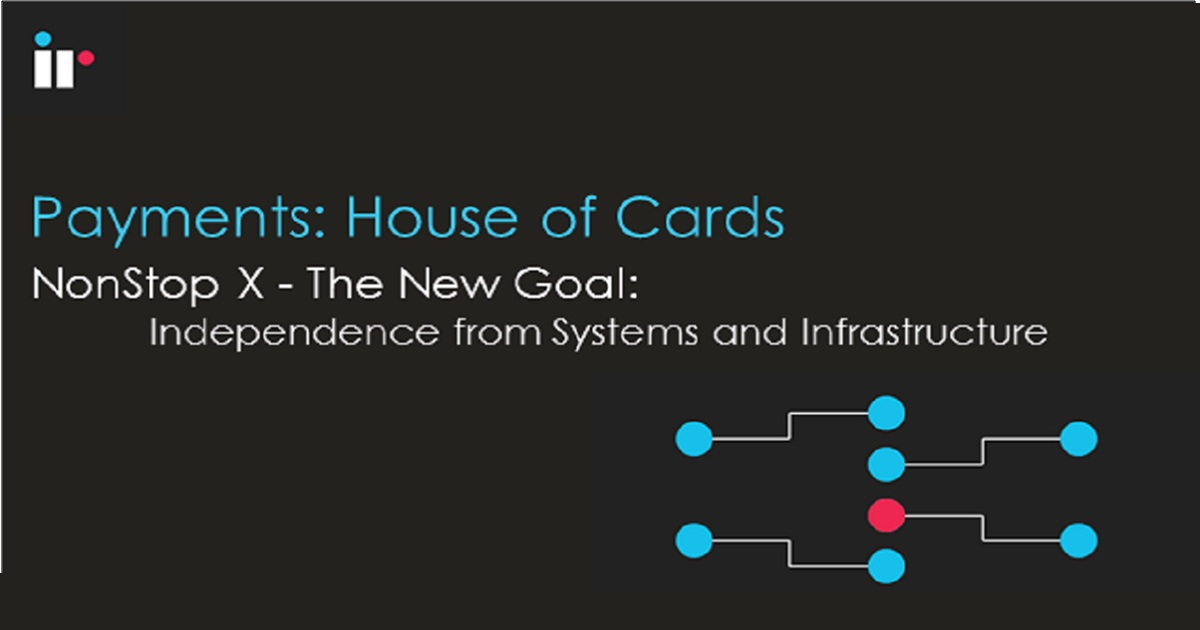 The New Goal - Independence from Systems & Infrastructure