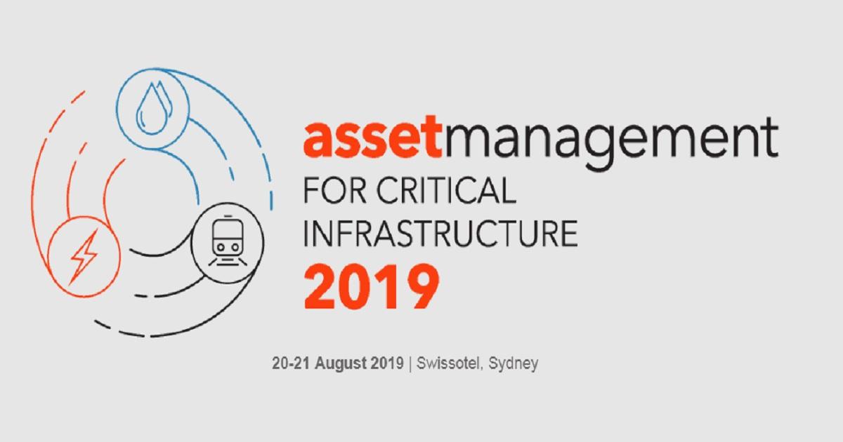 Asset Management for Critical Infrastructure 2019