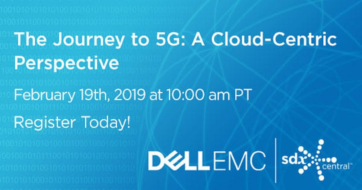 The Journey to 5G: A Cloud-Centric Perspective