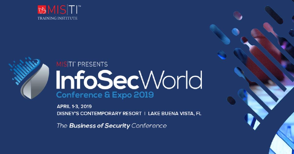 INFOSEC WORLD 2019
