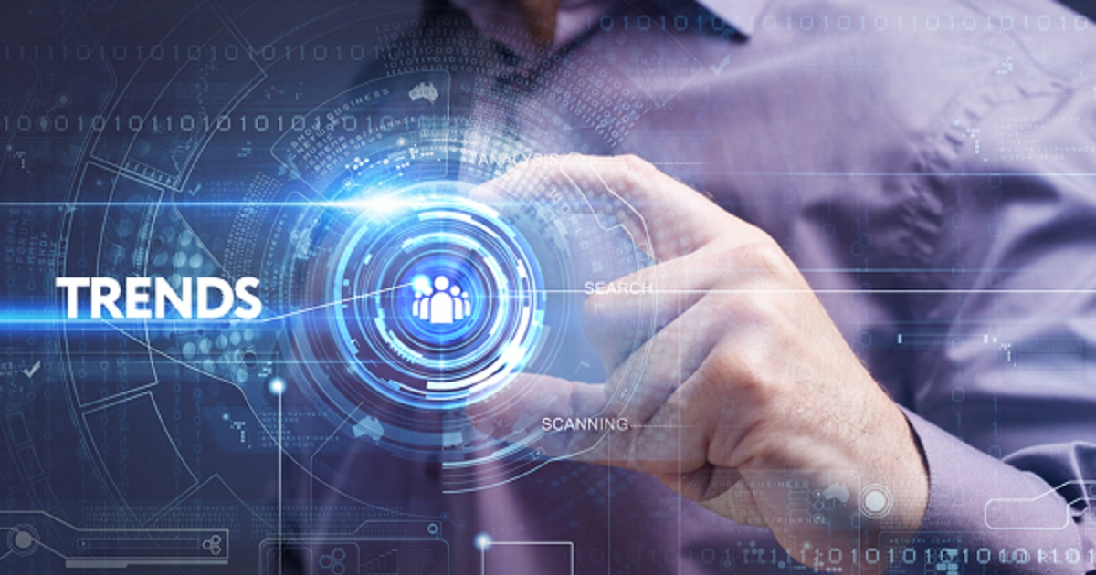 TOP FIVE TECHNOLOGY TRENDS TO IMPACT THE DIGITAL INFRASTRUCTURE LANDSCAPE IN 2020