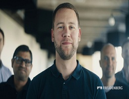 IT INFRASTRUCTURE SERVICES COORDINATOR MARC ABOUT WORKING AT FREUDENBERG