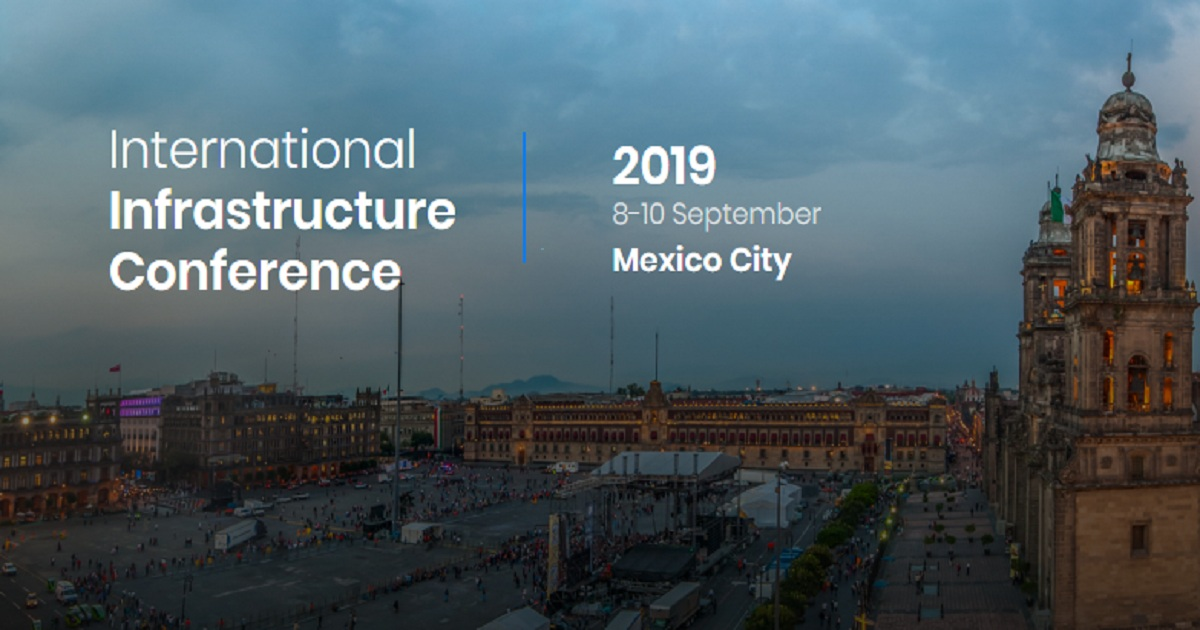 2019 International Infrastructure Conference