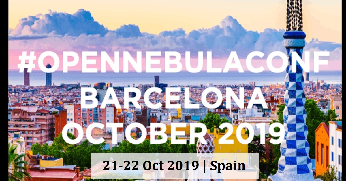OpenNebulaConf 2019