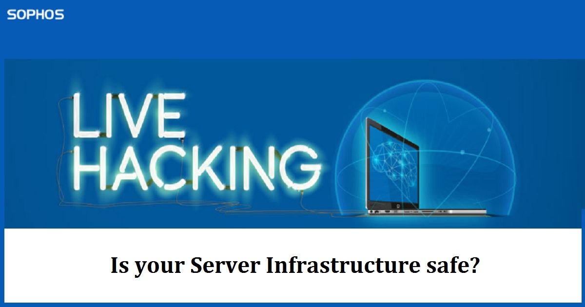 Is your Server Infrastructure safe?