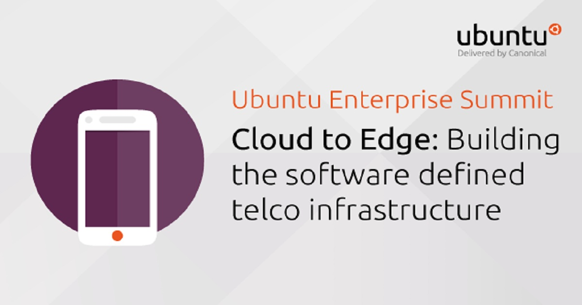Cloud to Edge: Building the software defined telco infrastructure.