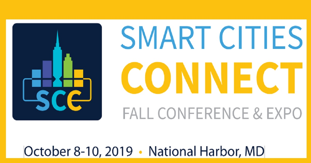 Smart Cities Connect Fall Conference and Expo