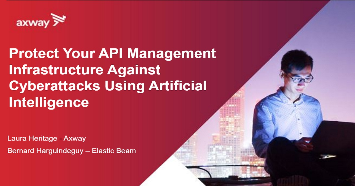 Protect your APIs against Cyberattacks with AI