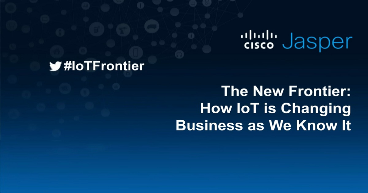 The New Frontier: How IoT is Changing Business As We Know It