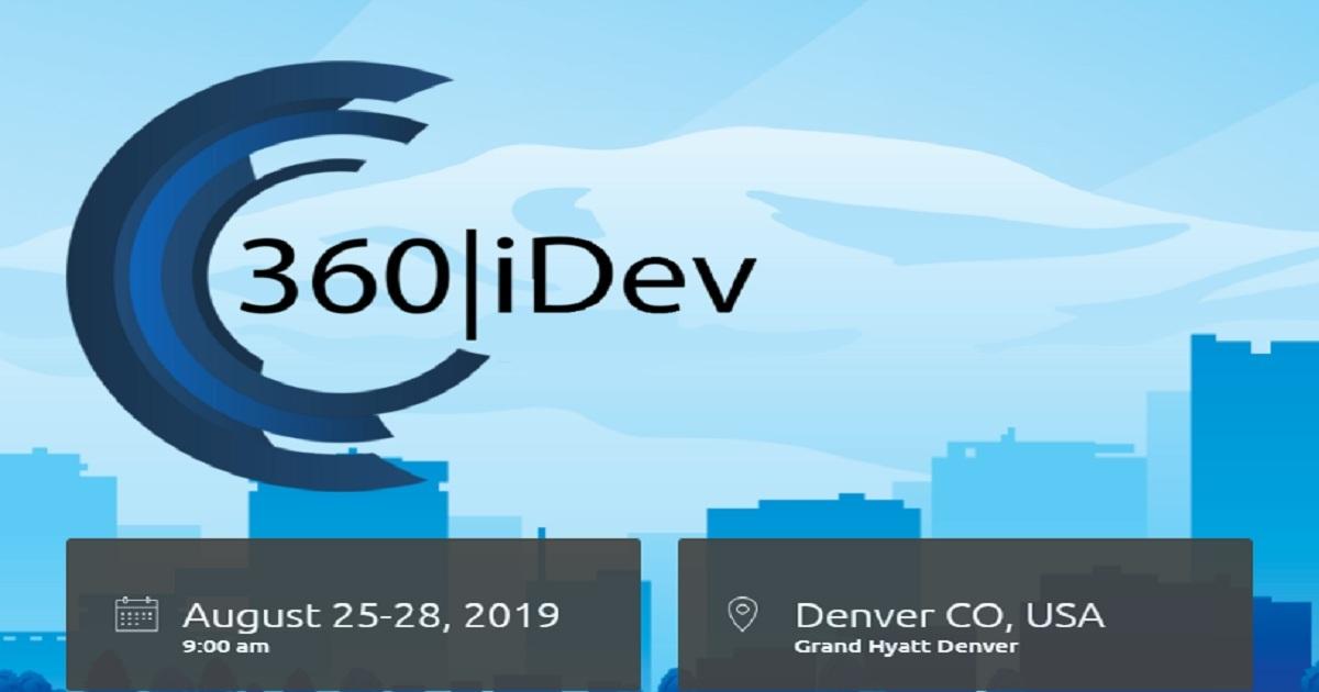 360|iDev 2019