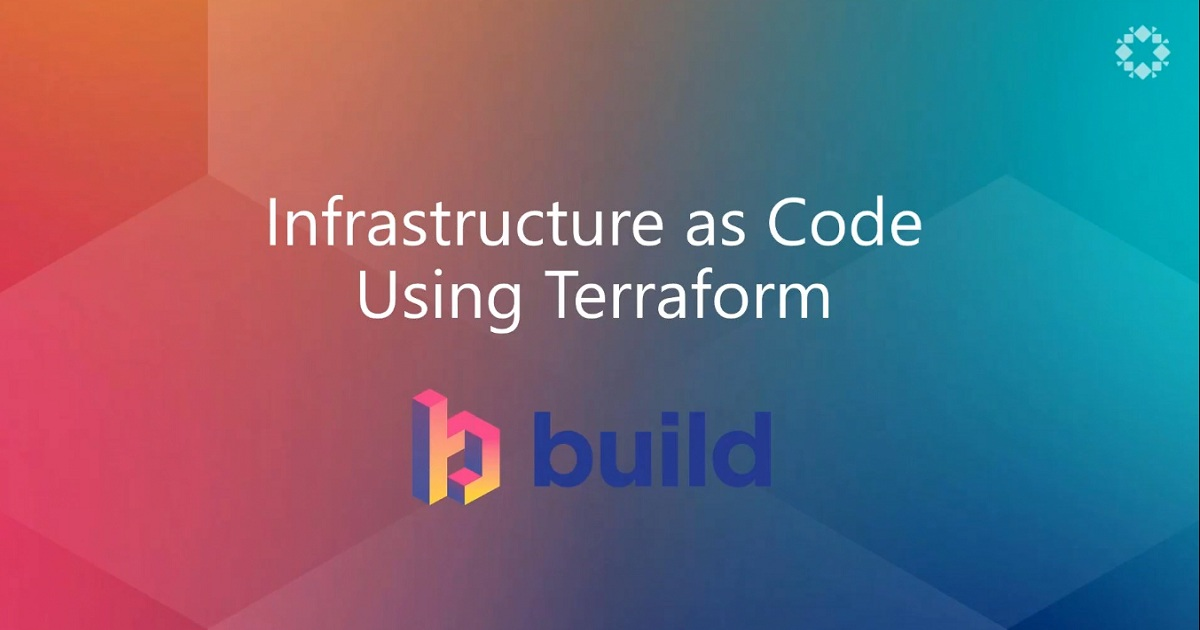 Building the Future - Infrastructure as Code Using Terraform
