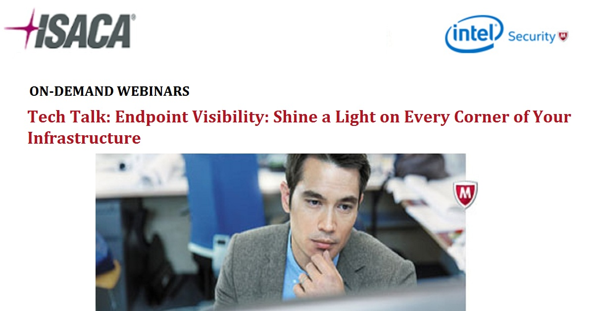 Tech Talk: Endpoint Visibility: Shine a Light on Every Corner of Your Infrastructure
