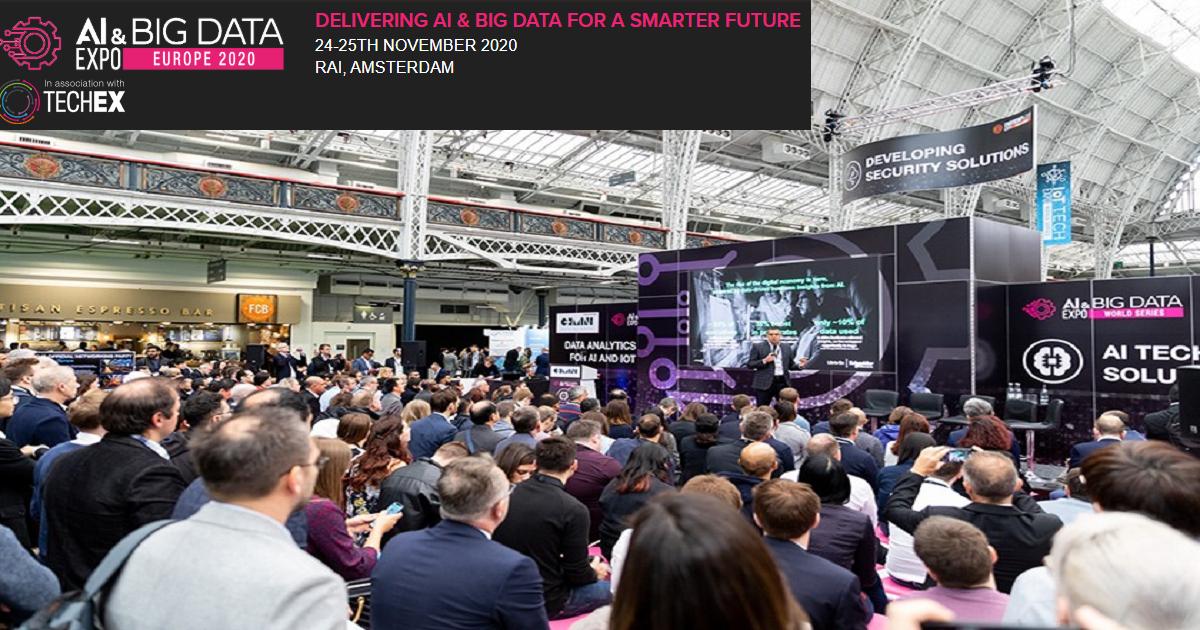 The AI & Big Data Expo Europe 2020