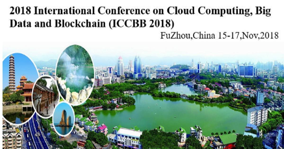ICCBB 2018 : 2018 International Conference On Cloud (Edge