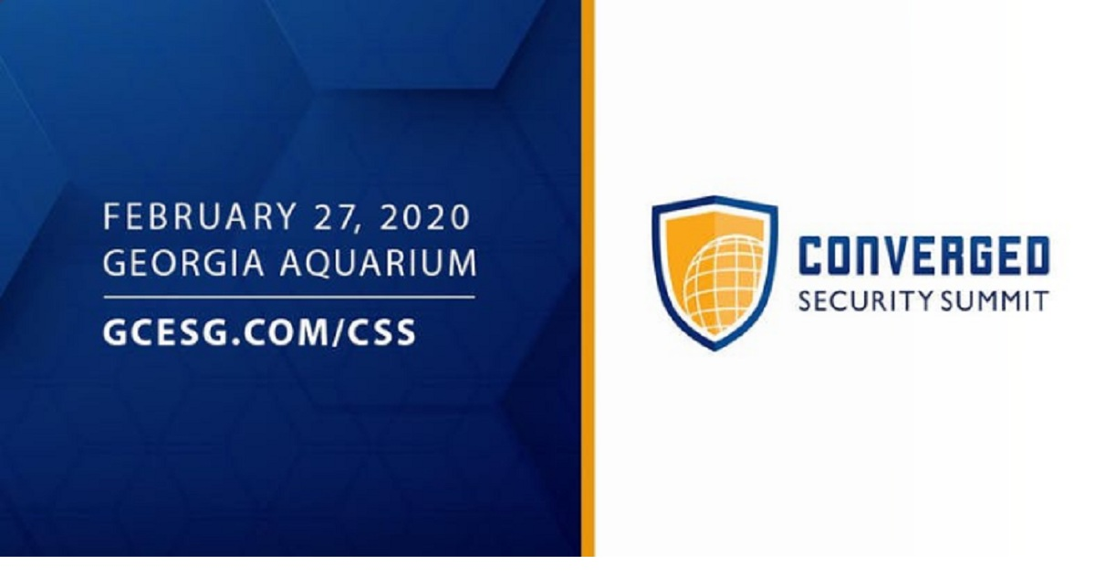 2020 Converged Security Summit