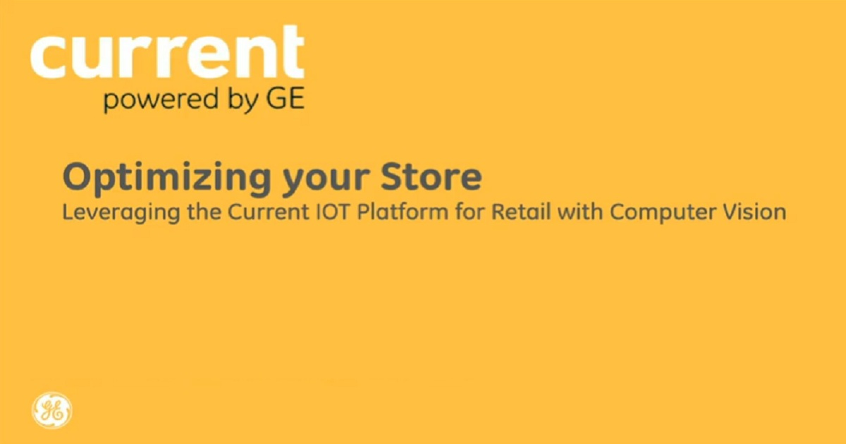 Optimizing the Retail Store with Computer Vision and IoT
