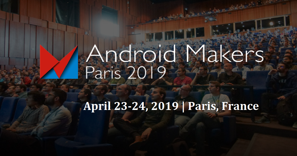 Android Makers 2019
