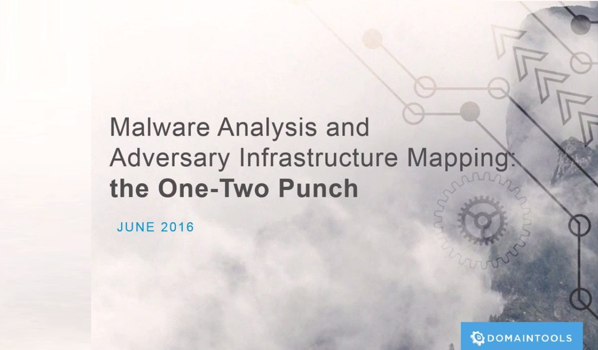 Malware Analysis and Adversary Infrastructure Mapping: A One-Two Punch