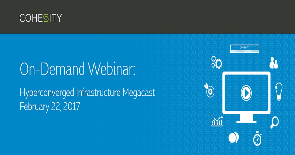 Hyperconverged Infrastructure Megacast