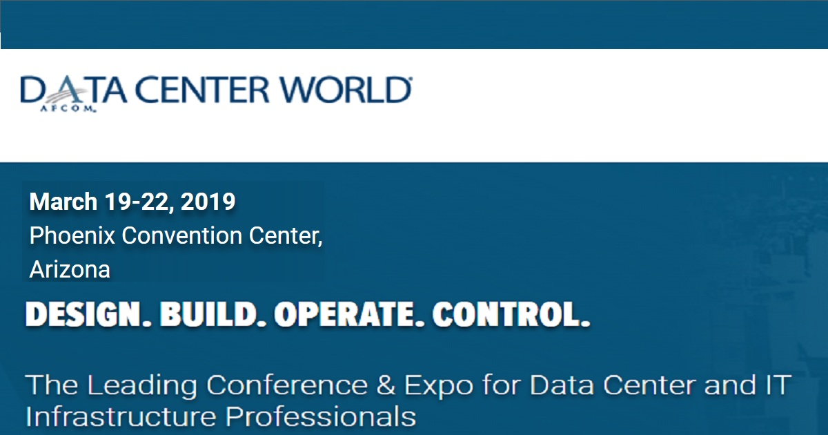 Data Center World Conference