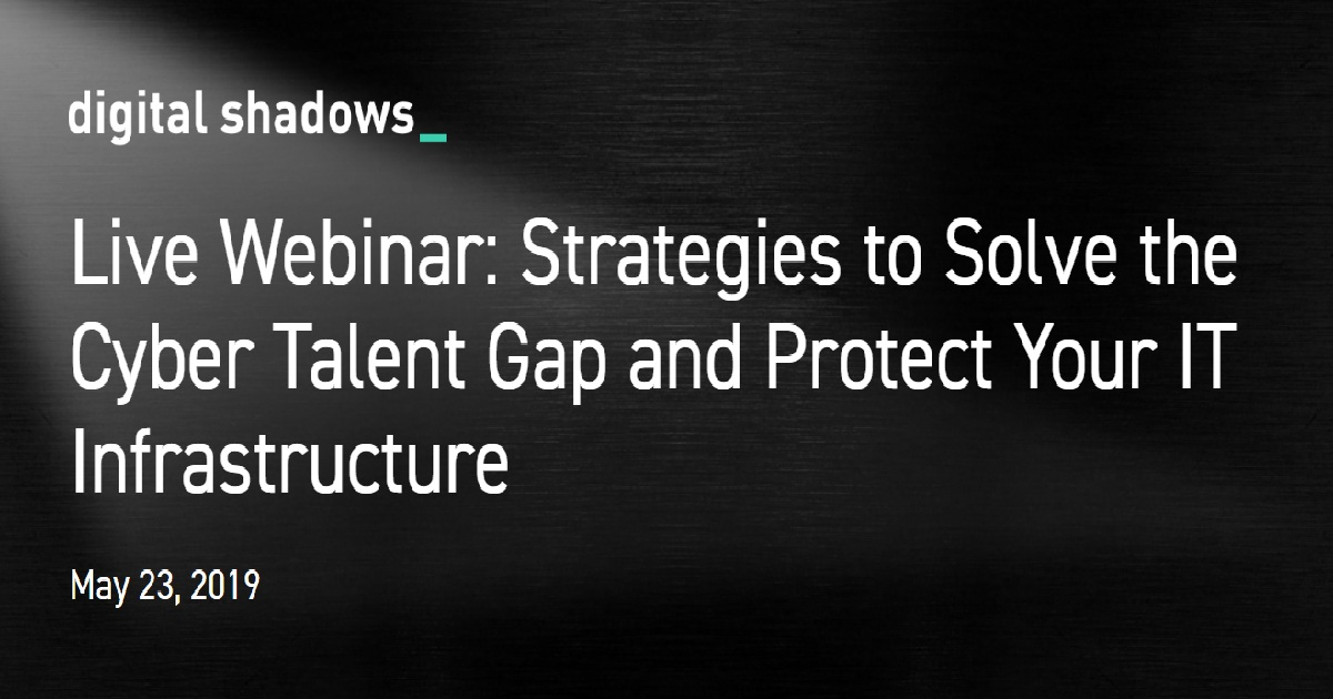 Strategies to Solve the Cyber Talent Gap and Protect Your IT Infrastructure
