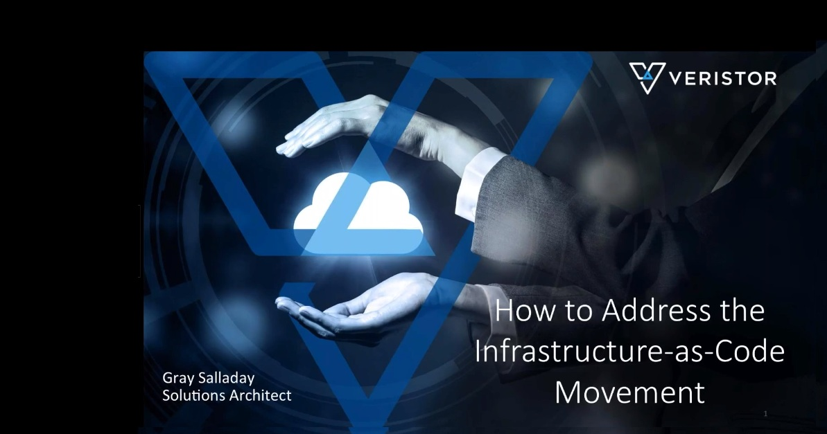 How to Address the Infrastructure-as-Code Movement
