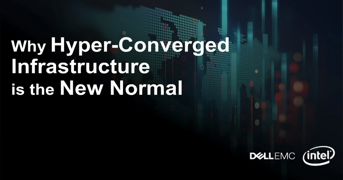 Why Hyper-Converged Infrastructure is the New Normal