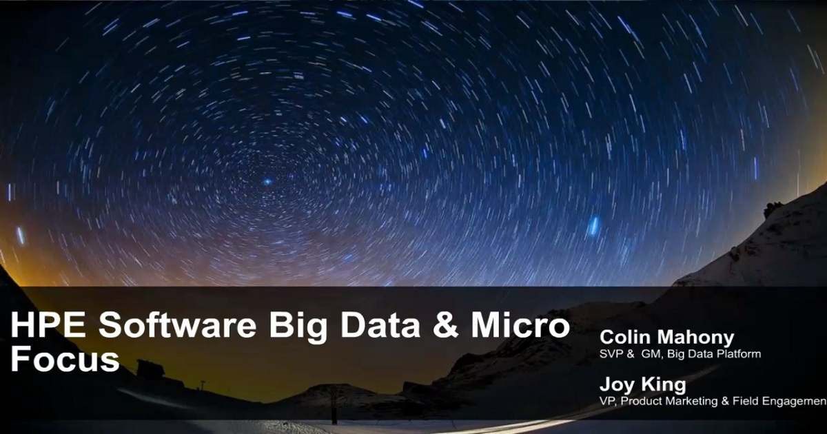 Discover the Spin-Merge Benefits to our Big Data Software Portfolio