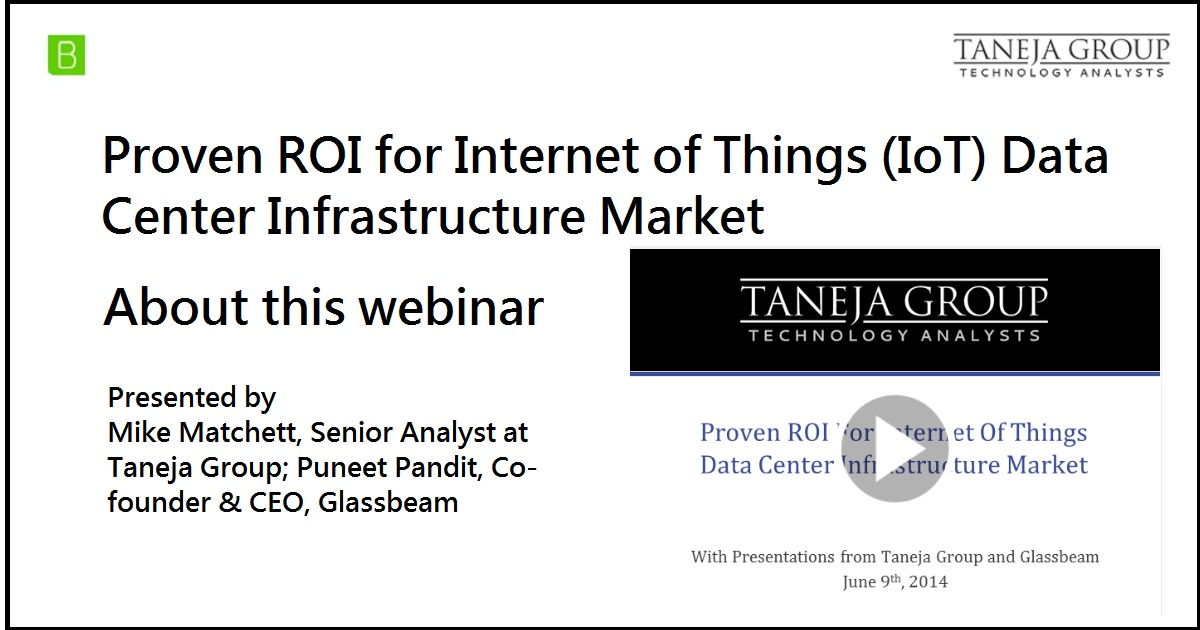 Proven ROI for Internet of Things (IoT) Data Center Infrastructure Market