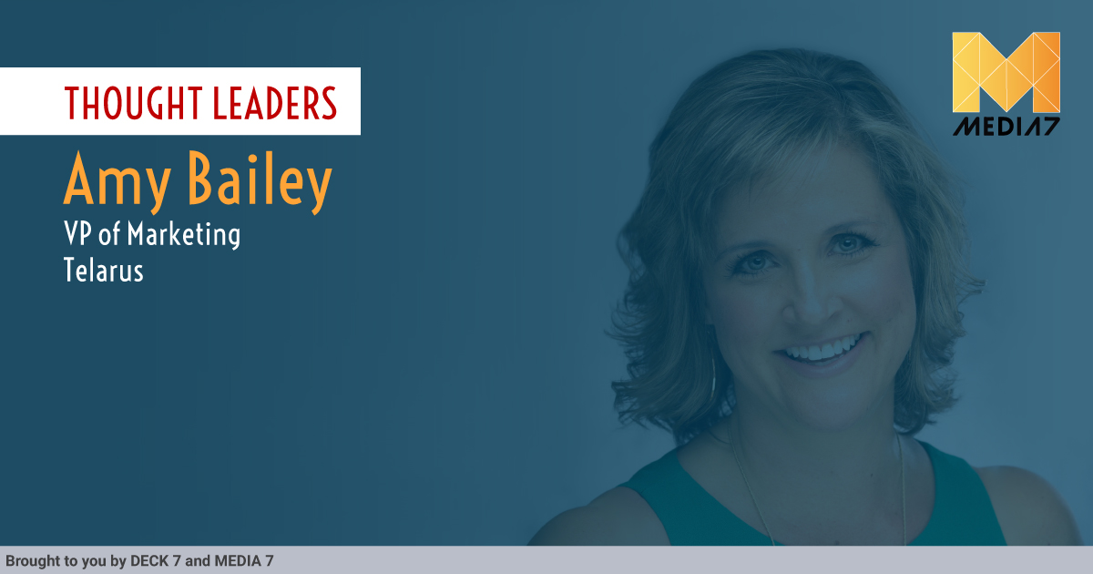 Q&A with Amy Bailey, VP Marketing, Telarus Inc.