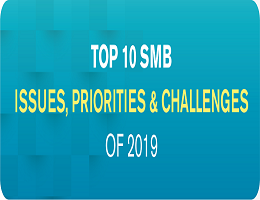 TOP 10 SMB - BUSINESS ISSUES, IT PRIORITIES, IT CHALLENGES