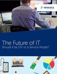 THE FUTURE OF IT IS MANAGED SERVICES