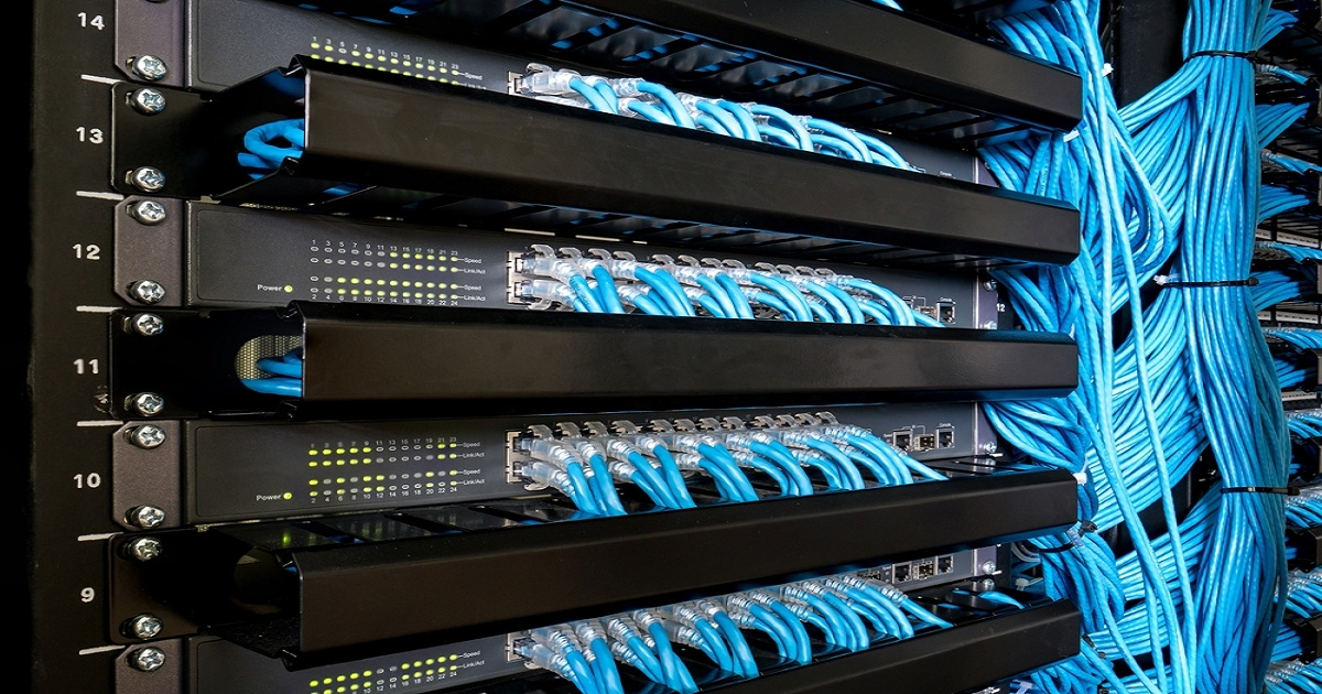 CABLE MANAGEMENT IN DATA CENTERS