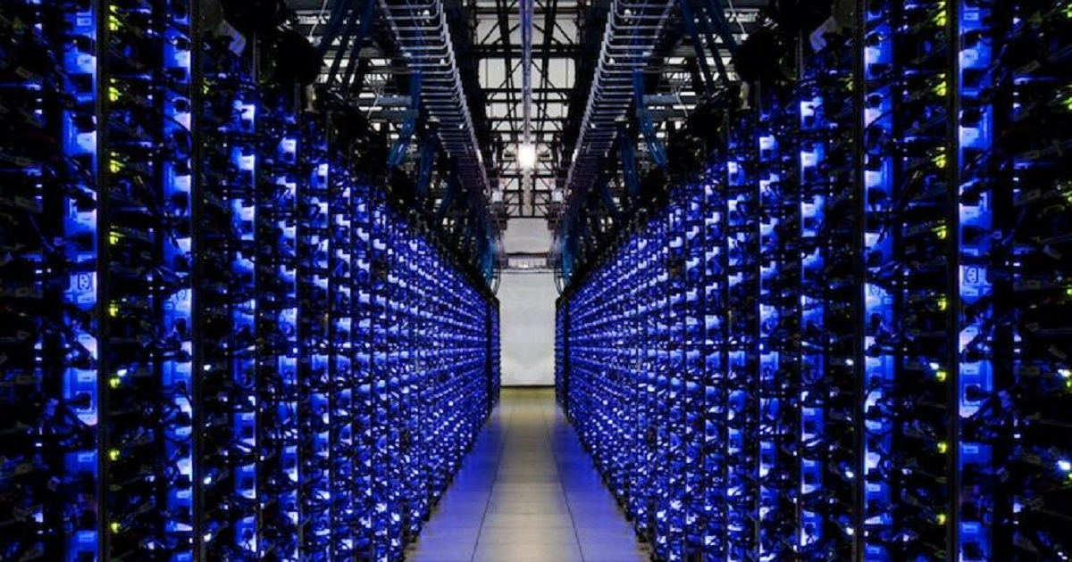 THE HYPERSCALE DATA CENTER DRIVES THE GLOBAL CLOUD REVOLUTION