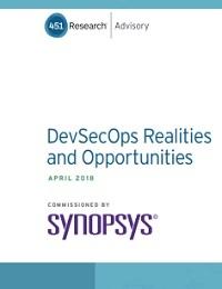 DEVSECOPS REALITIES AND OPPORTUNITIES