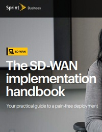 THE SD-WAN IMPLEMENTATION HANDBOOK