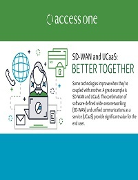 SD-WAN AND UCAAS: BETTER TOGETHER