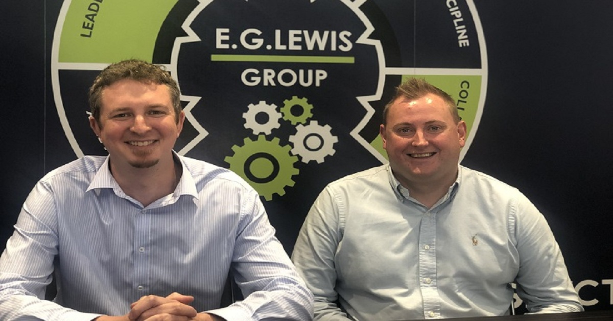 E.G. LEWIS GROUP INTRODUCE IT INFRASTRUCTURE REFRESH