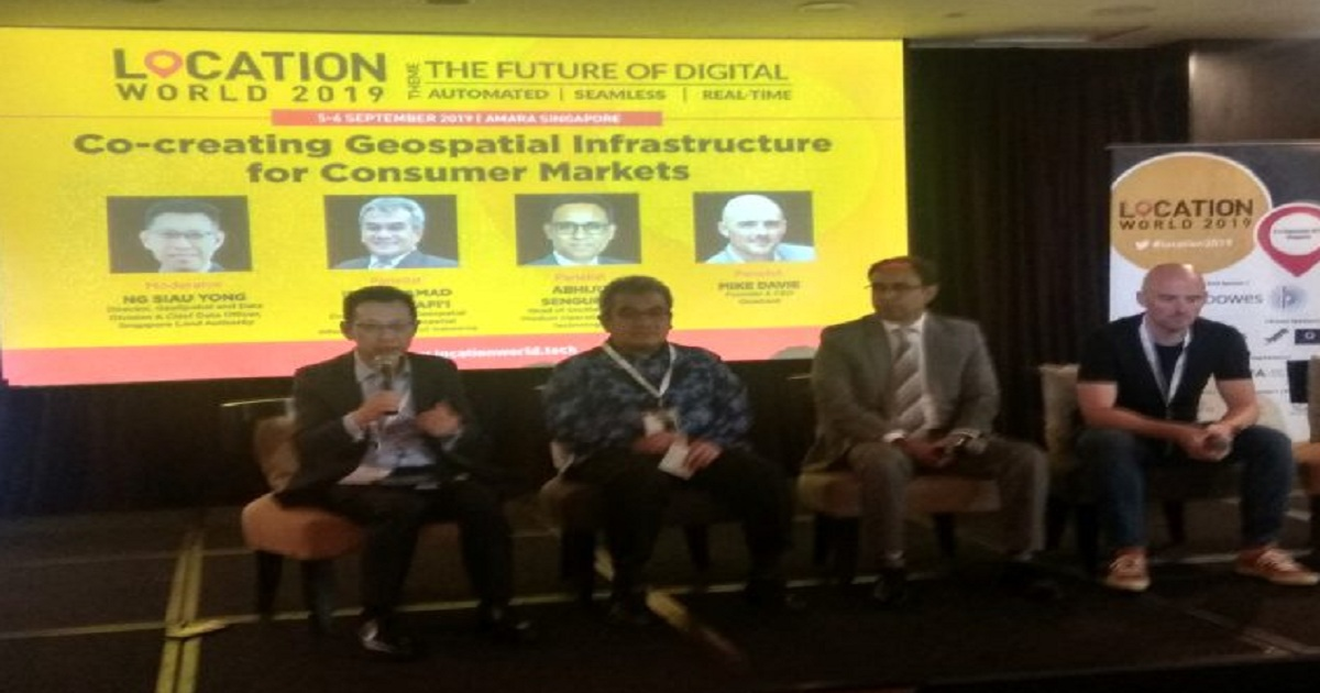 SHARED DATA INFRASTRUCTURE FOR ECONOMIC GROWTH