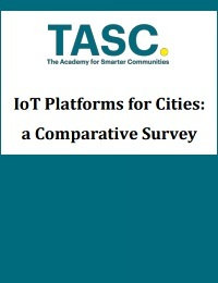 IOT PLATFORMS FOR CITIES: A COMPARATIVE SURVEY