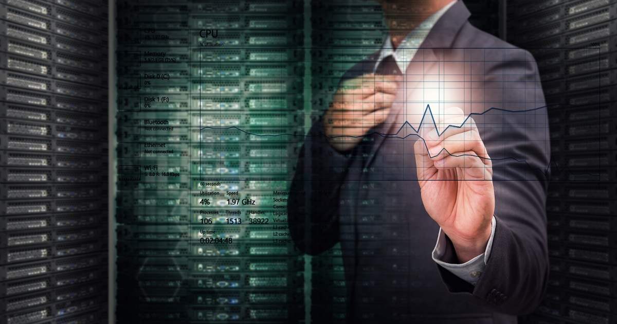 HYBRID IT IS A KEY TO BUSINESS AND INFRASTRUCTURE AGILITY…. AND STAYING AHEAD OF COMPETITION
