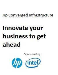 HP CONVERGED INFRASTRUCTURE INFOGRAPHIC
