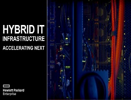 A NEW WAY FORWARD WITH HYBRID IT AND HPE GEN10 SERVERS
