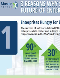 3 REASONS WHY SD-WAN IS THE FUTURE OF ENTERPRISE WAN
