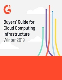 BUYERS' GUIDE FOR CLOUD COMPUTING INFRASTRUCTURE | WINTER 2019