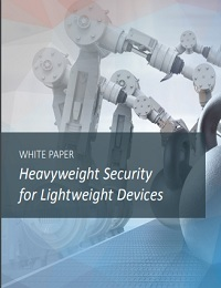 HEAVYWEIGHT SECURITY FOR LIGHTWEIGHT DEVICES