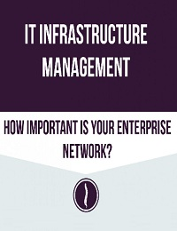 IT INFRASTRUCTURE INFOGRAPHICS