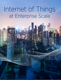 """""""INTERNET OF THINGS AT ENTERPRISE SCALE"""""""